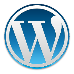 WordPress web services.